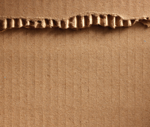 Close Up of Corrugated